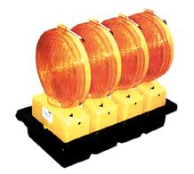 Bakenleuchten Warnleuchten Elektronenblitzleuchten